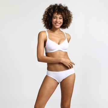 Soutien-gorge blanc Body Touch, , DIM
