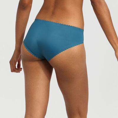 Culotte en microfibre bleu organique Body Touch de Dim, , DIM