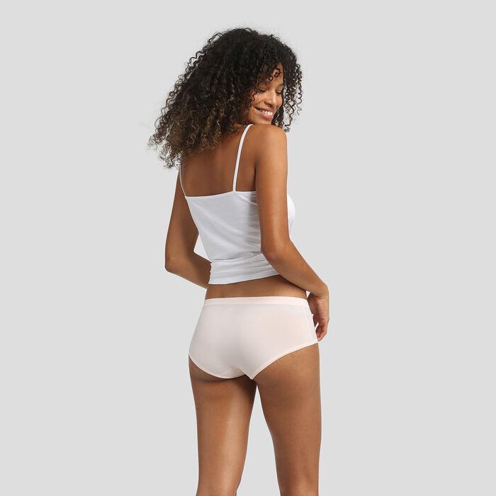 Lot de 2 shortys invisibles Body Mouv New Skin et Rose, , DIM