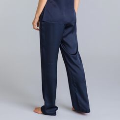Pantalon de pyjama bleu marine Winter Dream-DIM