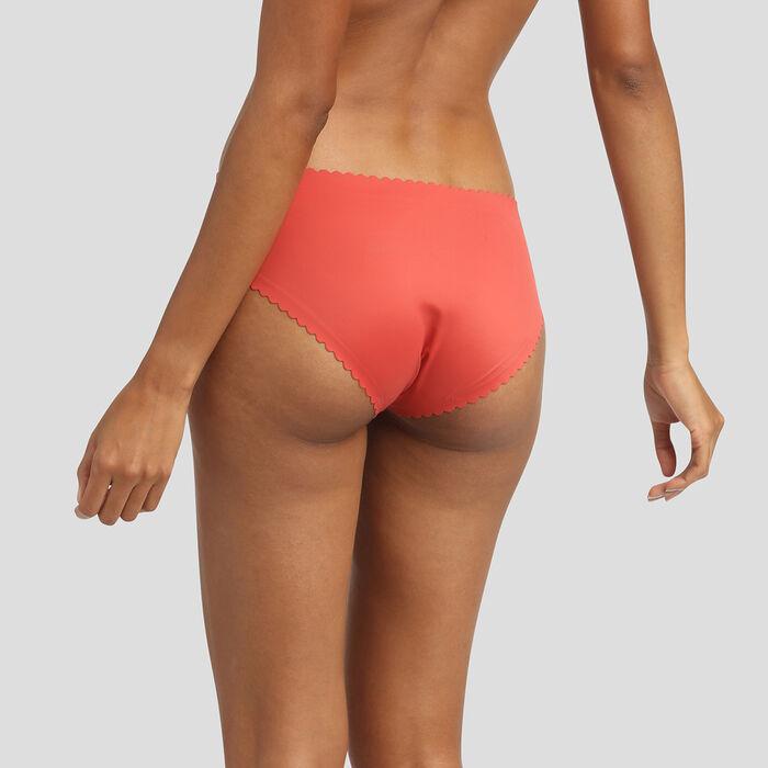 Culotte rouge pomme gala Body Touch de Dim, , DIM