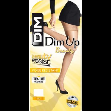 DIM Up noir Beauty Resist Transparent 20D, , DIM
