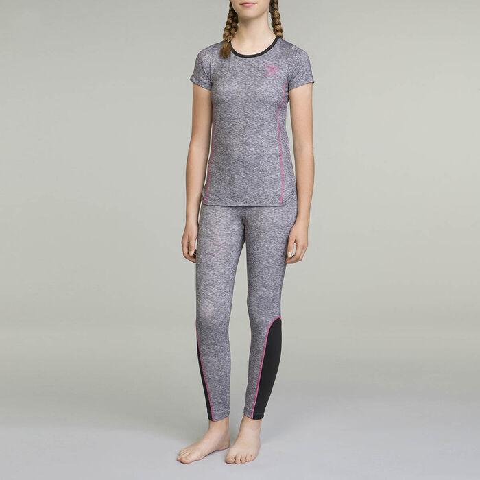 Legging de sport pour fille, , DIM