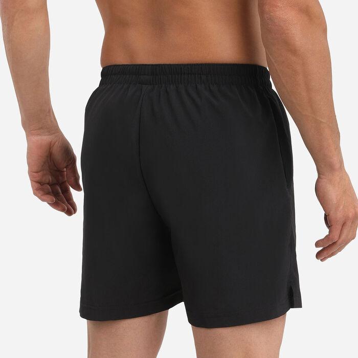 Short homme à séchage rapide pour activité en extérieur Noir Dim Sport, , DIM