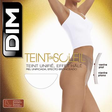 Collant hâlé Teint de Soleil Ventre Plat 17D, , DIM