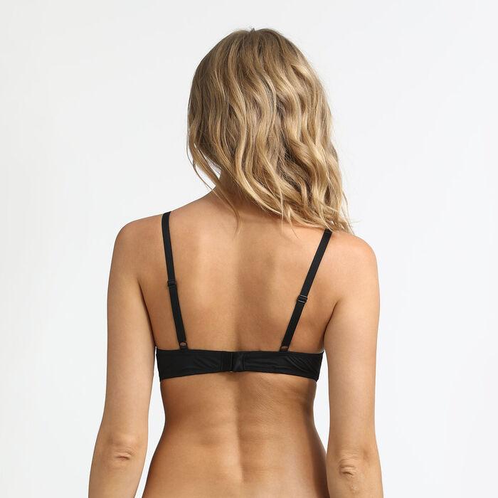 Soutien-gorge foulard push-up ampliforme noir Clair-Obscur Dim, , DIM