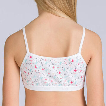 Lot de 2 brassières Pocket Cactus DIM GIRL-DIM
