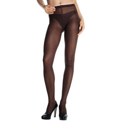Collant chocolat Body Touch Opaque 40D-DIM