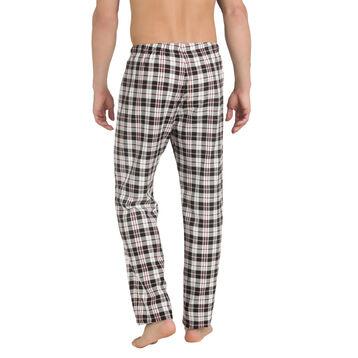 Pantalon de pyjama imprimé carreaux 100% coton Homme-DIM