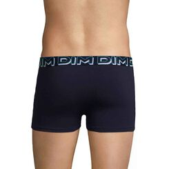 Boxer bleu cobalt DIM Powerful-DIM
