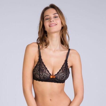 Soutien-gorge triangle noir - Sublim Fashion 42d296ee082