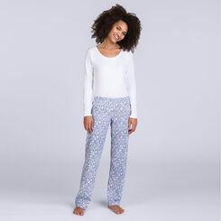 Pantalon Soft Cotton Femme-DIM