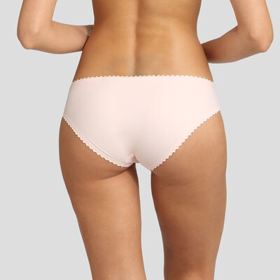 Culotte rose ballerine New Body Touch Libre de Dim, , DIM