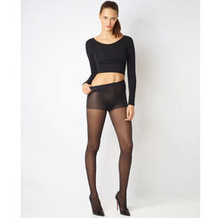 Collant noir Body Touch Voile 20D-DIM