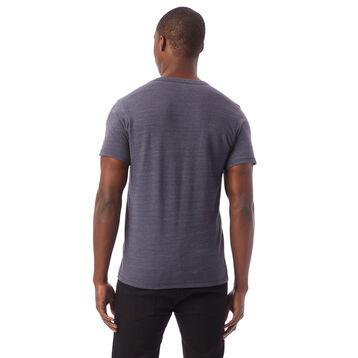 T-shirt Eco-Jersey™ bleu marine à manches courtes Homme-DIM