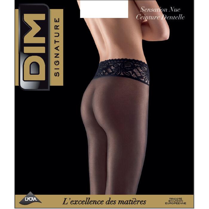 Collant noir DIM Signature sensation nue 31D, , DIM