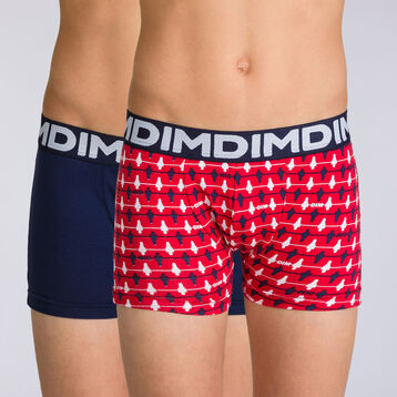 Lot de 2 boxers Frenchy DIM BOY, , DIM