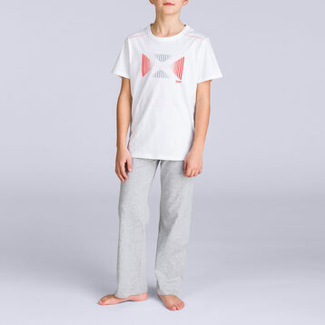 Pyjama long Nuit Stadium DIM BOY, , DIM