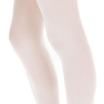 Collant ivoire opaque velouté Style 50D-DIM