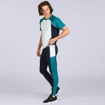 Legging bleu eclipse DIM sport, , DIM