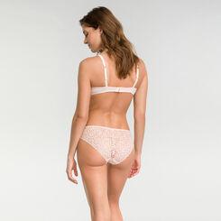 Soutien-gorge push up triangle rose ballerine - Dim Sublim Dentelle, , DIM