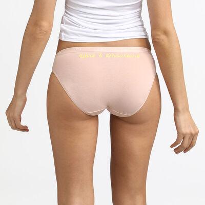 Lot de 5 culottes en coton stretch édition 30 ans Les Pockets de Dim, , DIM
