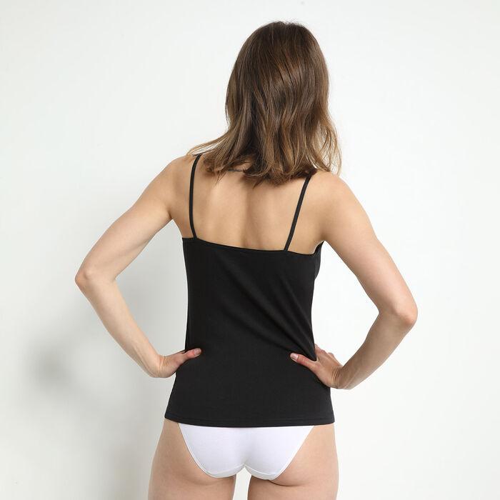 Lot de 2 caracos noir/blanc Les Pockets coton, , DIM