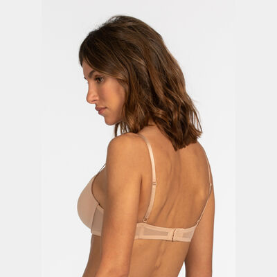 Soutien-gorge classique new skin Coordinated microfiber, , DIM
