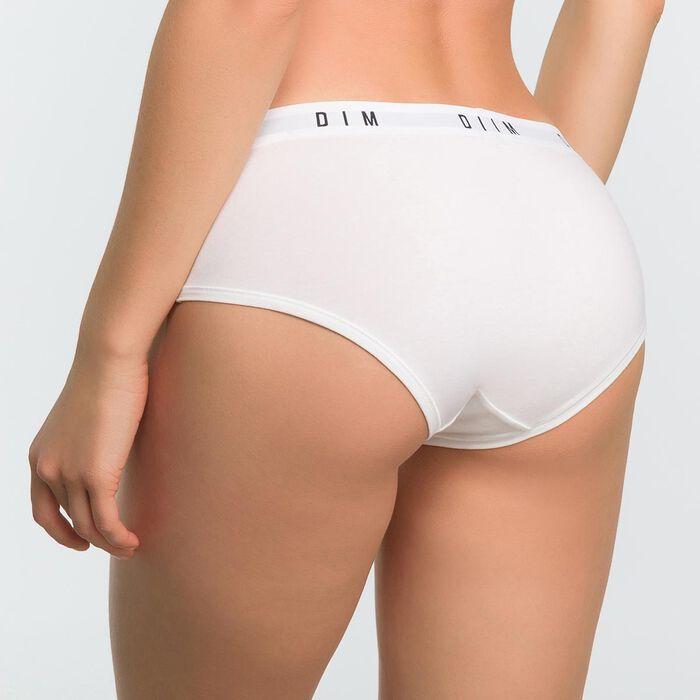 Boxer Blanc femme DIM Originals, , DIM