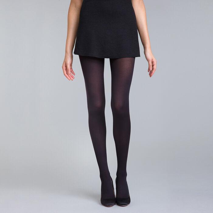 Collant noir DIM SIGNATURE Opaque Velouté 60D, , DIM