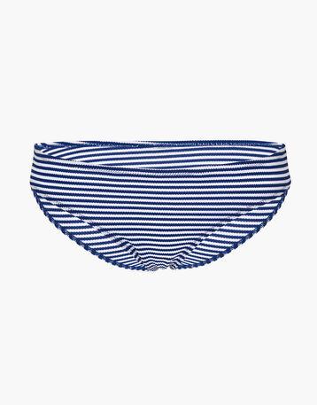 Bas de maillot de bain rayé bleu Femme-DIM