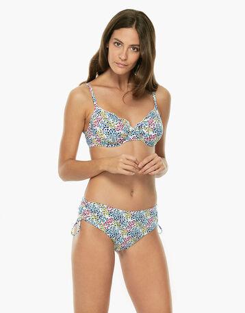 Haut de maillot de bain à armatures multicolor Femme-DIM
