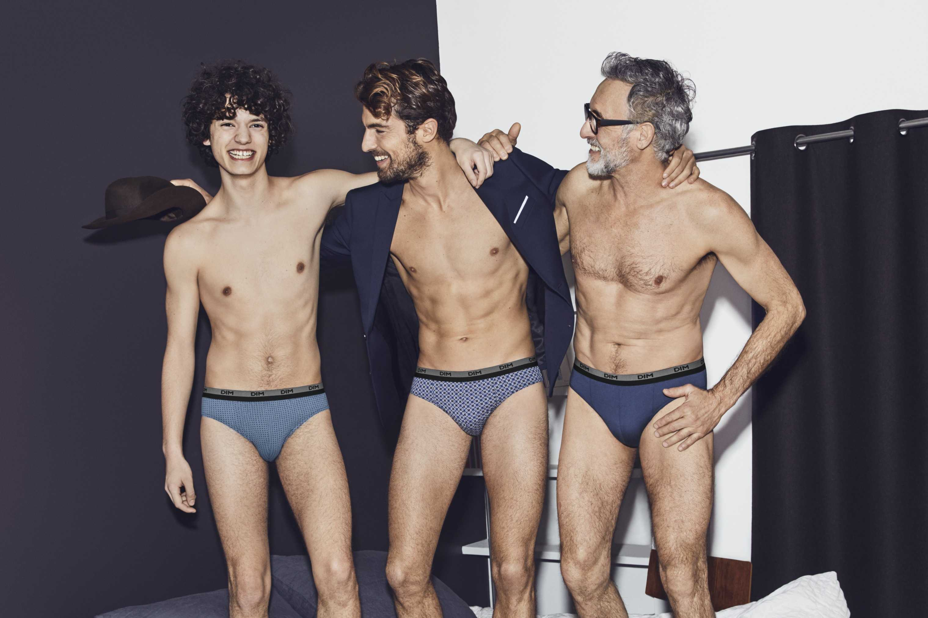 Sous vêtements pour homme, les dessous de la séduction masculine