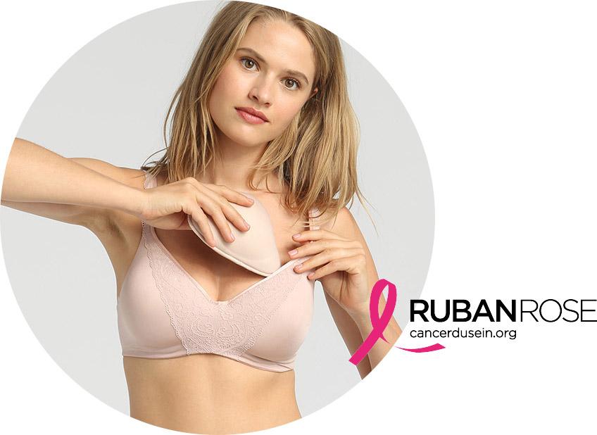 RUBAN ROSE cancerdusein.org
