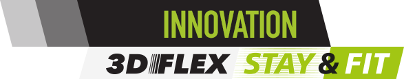 INNOVATION 3D FLEX STAY&FIT