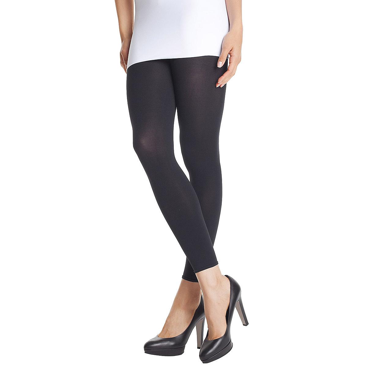 9eecbf3fbd619 Legging noir DIM SIGNATURE Opaque Velouté 60D