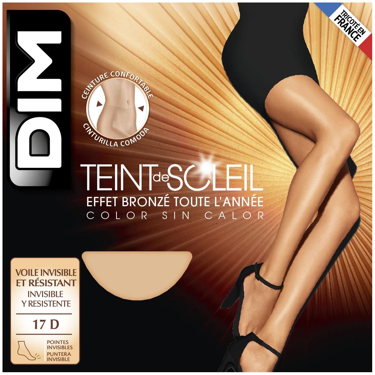 Collant terracotta Teint de Soleil Effet bronzé naturel 17D 583ece7f33c