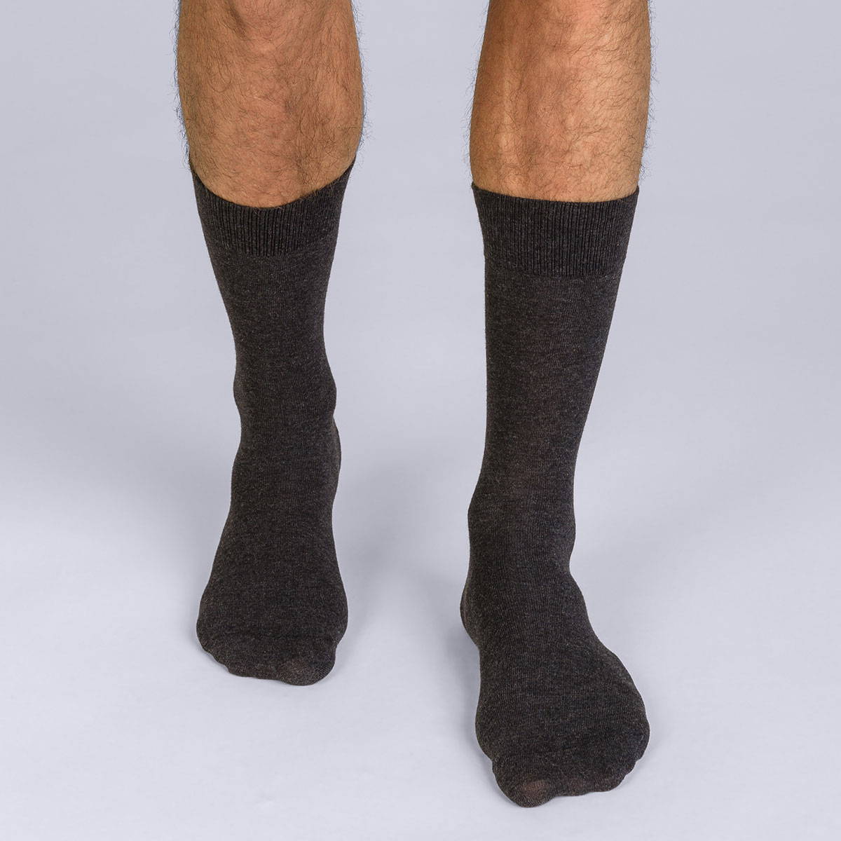 Chaussettes X-Temp anthracite Homme