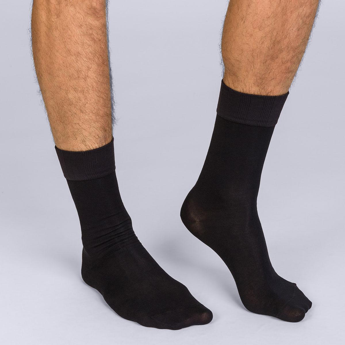 Mi-chaussettes Soft Touch - DIM - Modalova