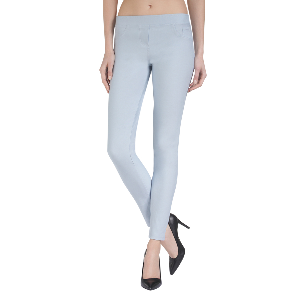 Tregging effet jean bleu clair Madame So DIM