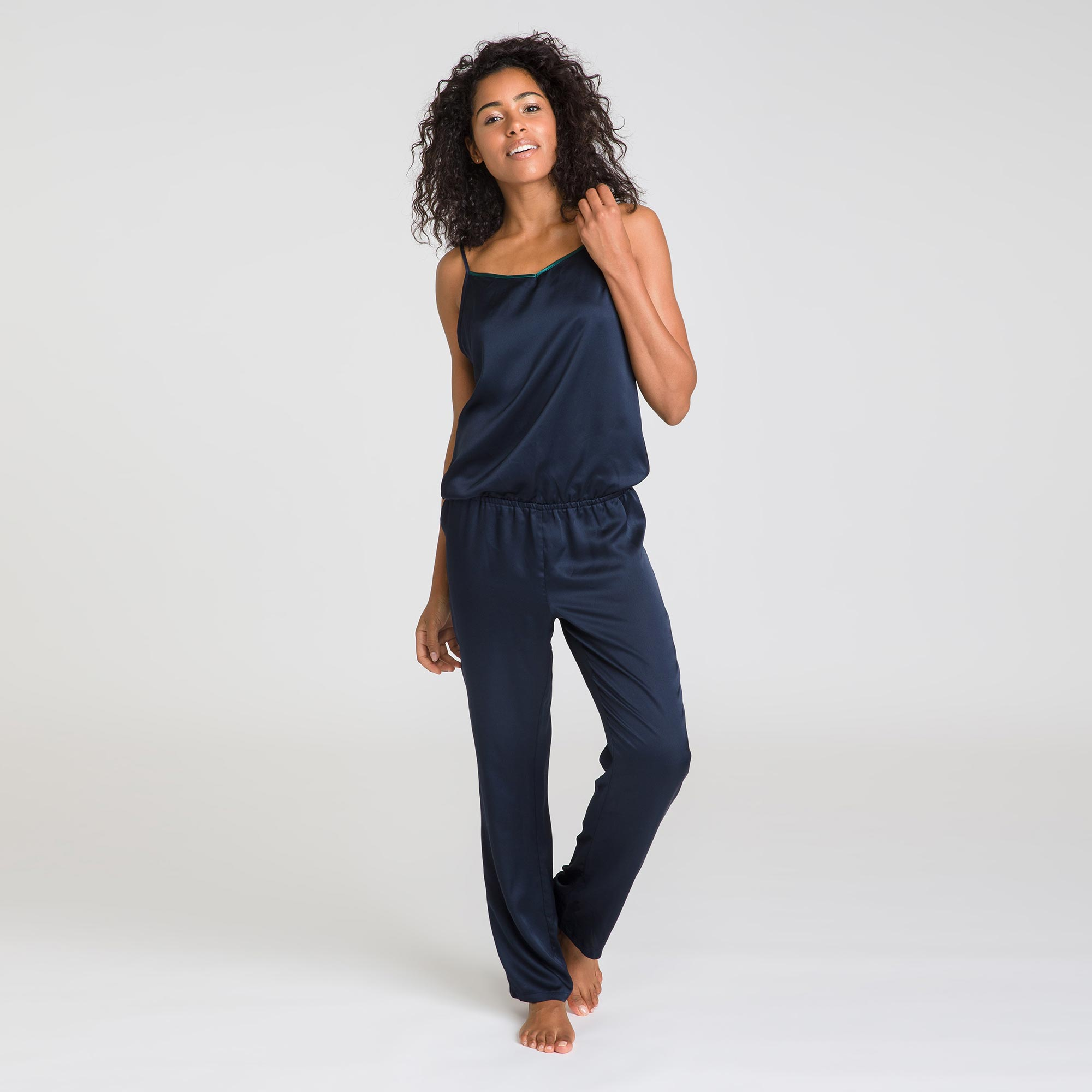 Combi-pantalon bleu matelot Winter Dream