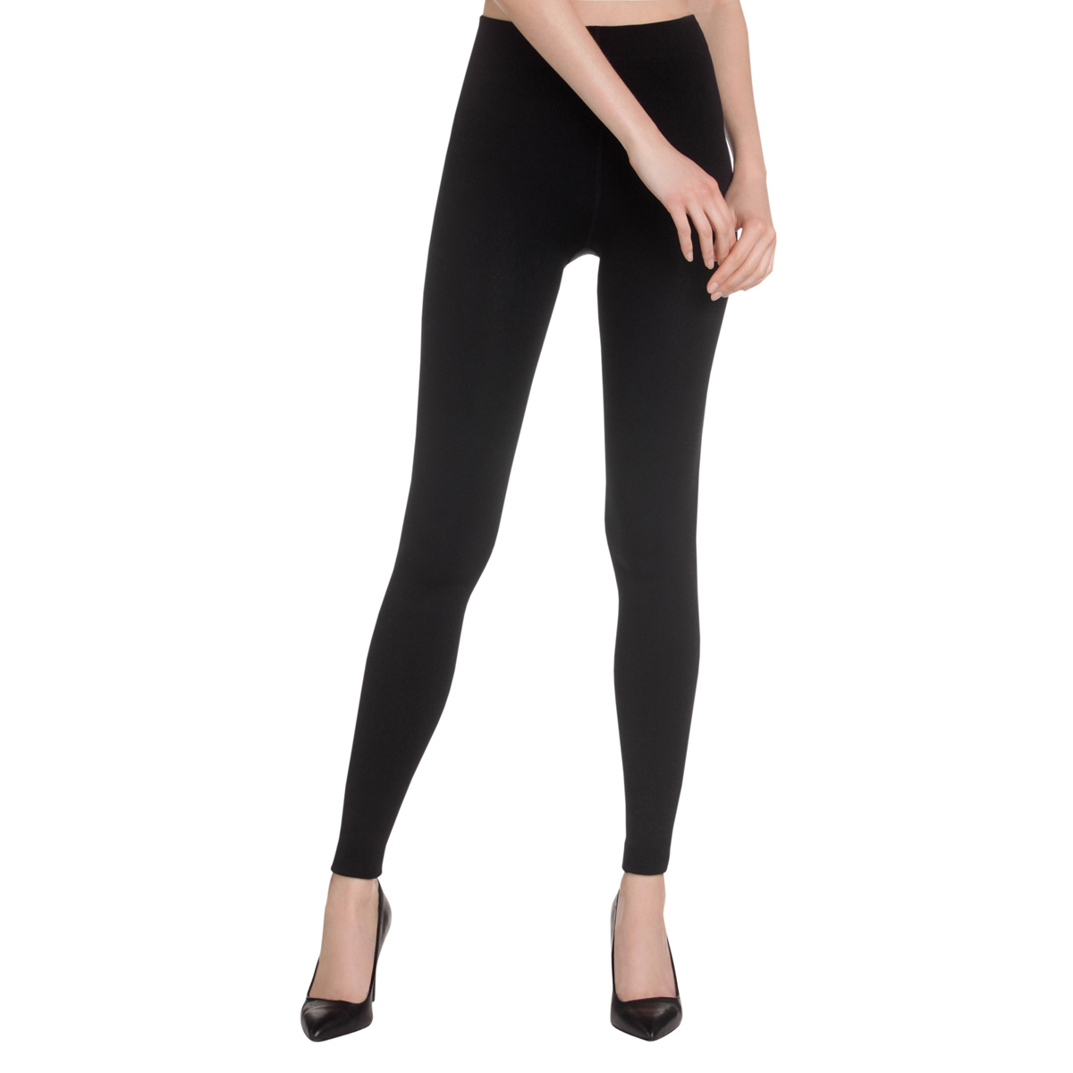 Legging chaud noir Thermo Polaire 143D