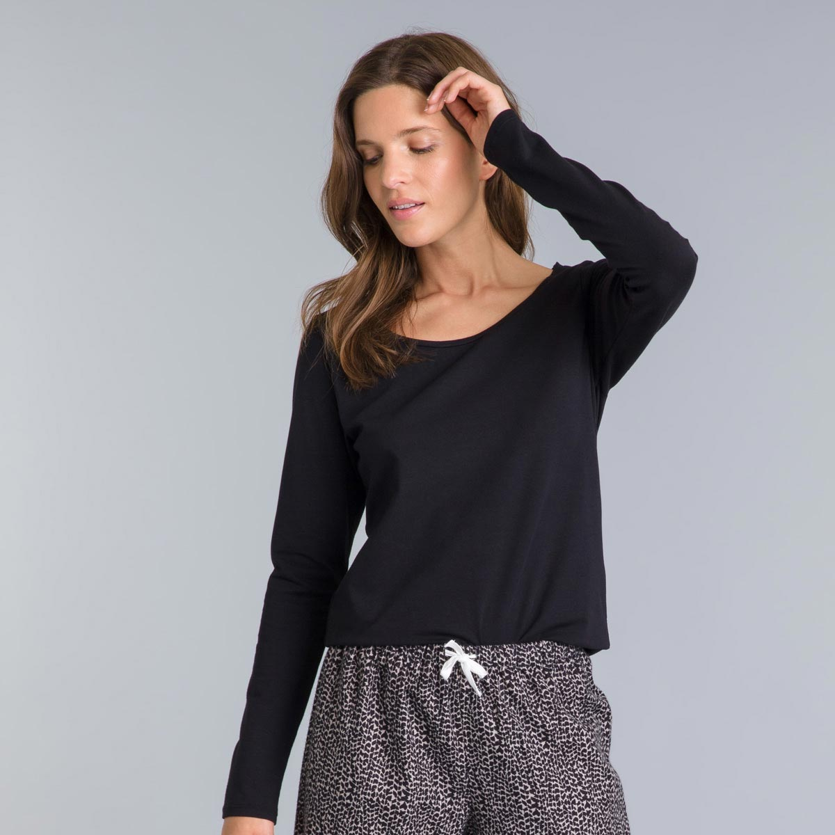 Tee-shirt manches longues Soft Cool