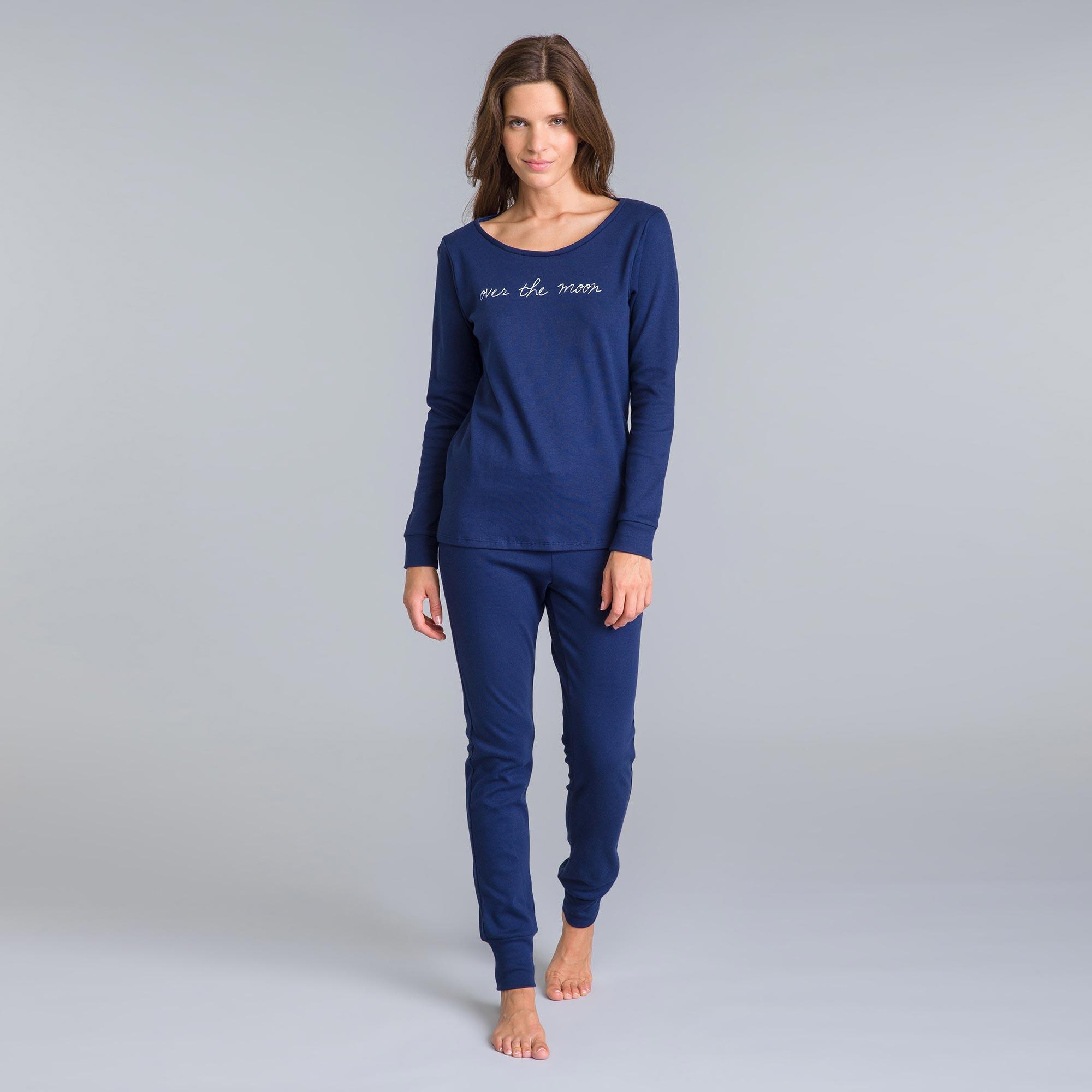 Pantalon bleu matelot Essential