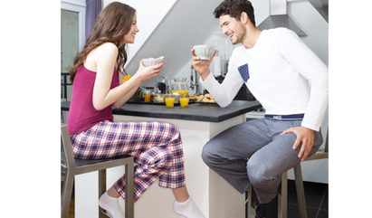 Laissez-vous tenter par les pantalons de pyjamas DIM pour homme