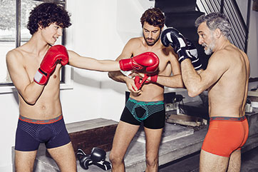 Ultimate, des boxers au maintien optimal pour une sensation seconde peau