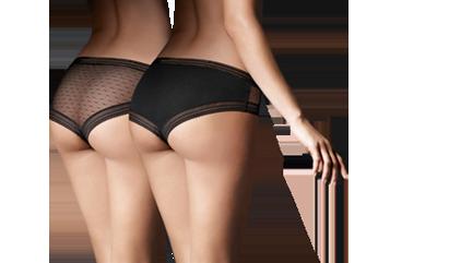 Découvrez tous les boxers, shortys et hipsters pour femme sur dim.fr