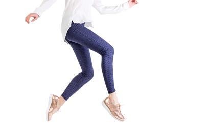 Découvrez aussi des leggings et des treggings pour femme sur dim.fr