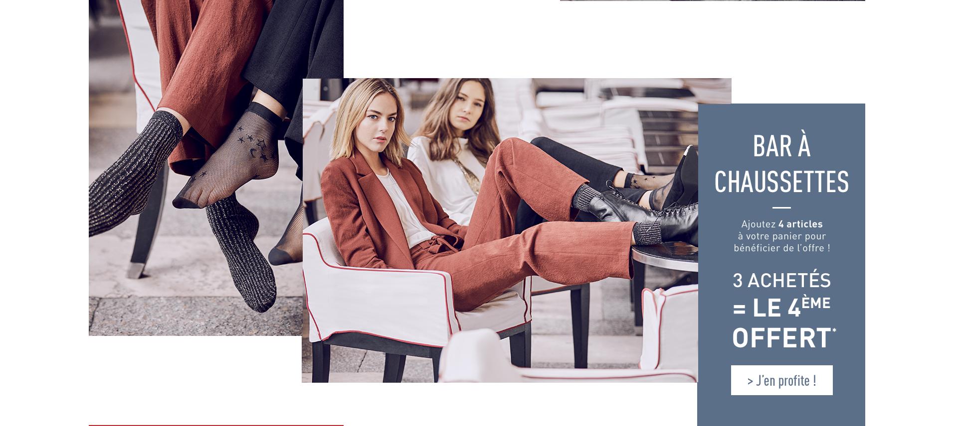 Les socquettes : Le détail féminin du costume !
