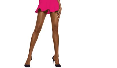 Découvrez les collants DIM pour peaux métisses et noires pour femme